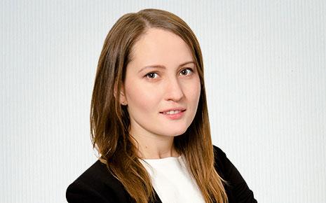 Anastasia Zabrunova - Sr. Financial Analyst
