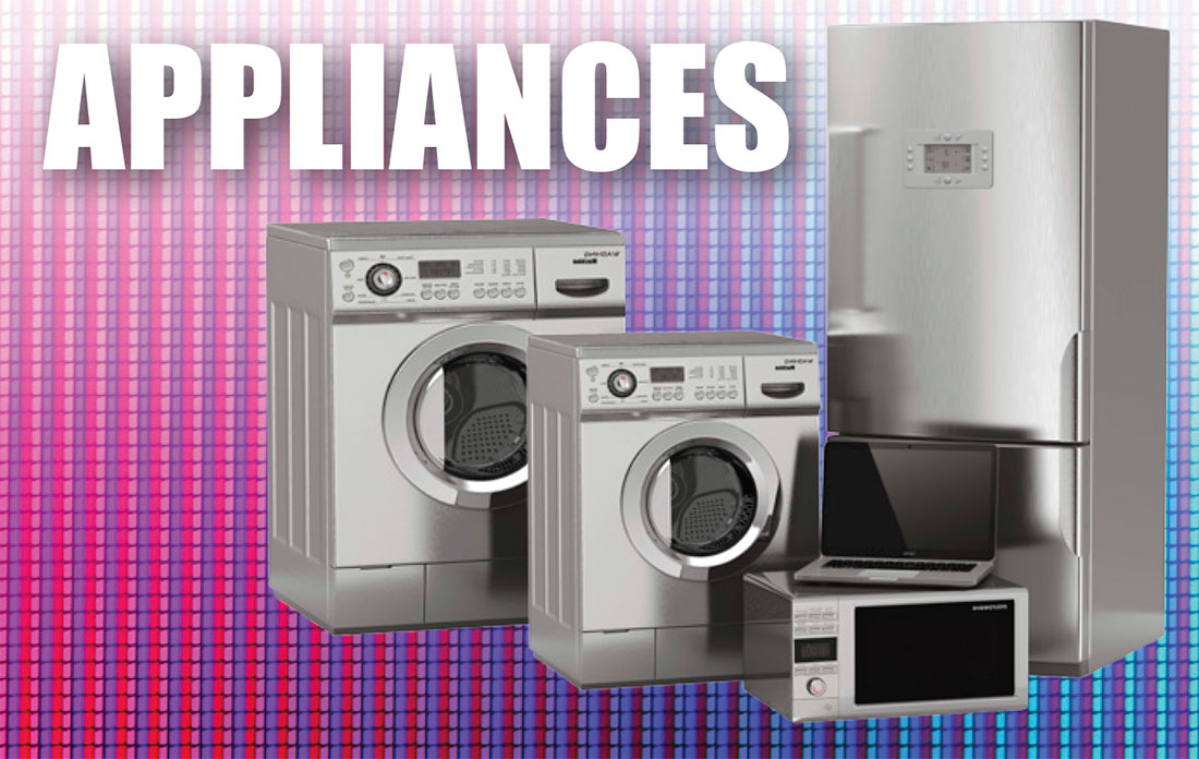 appliance store inventory valuation