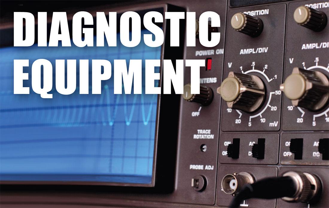 diagnostics equipment asset appraisals