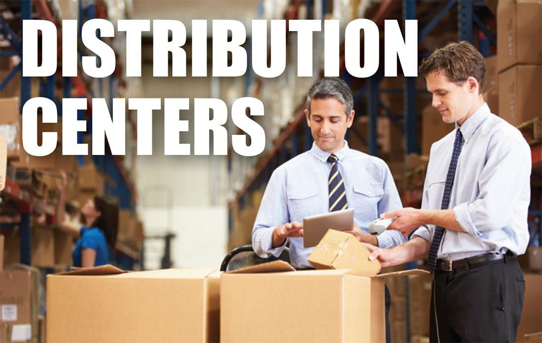 distribution center asset appraisals