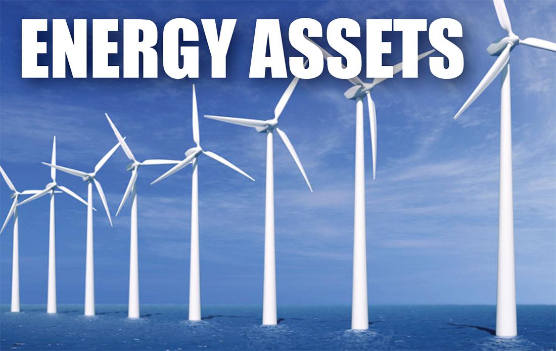 energy industry asset appraisals