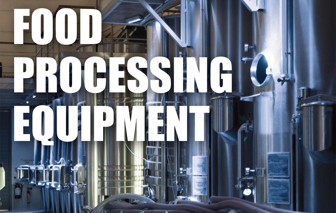 food processing equipment asset appraisals