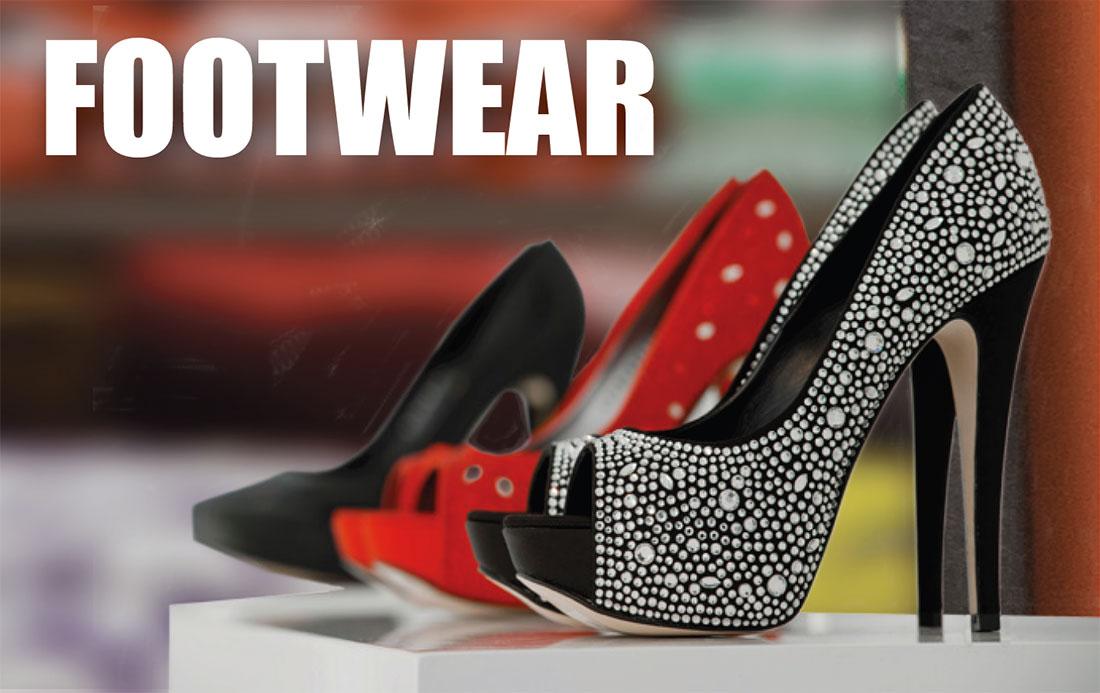 retail footwear inventory appraisals