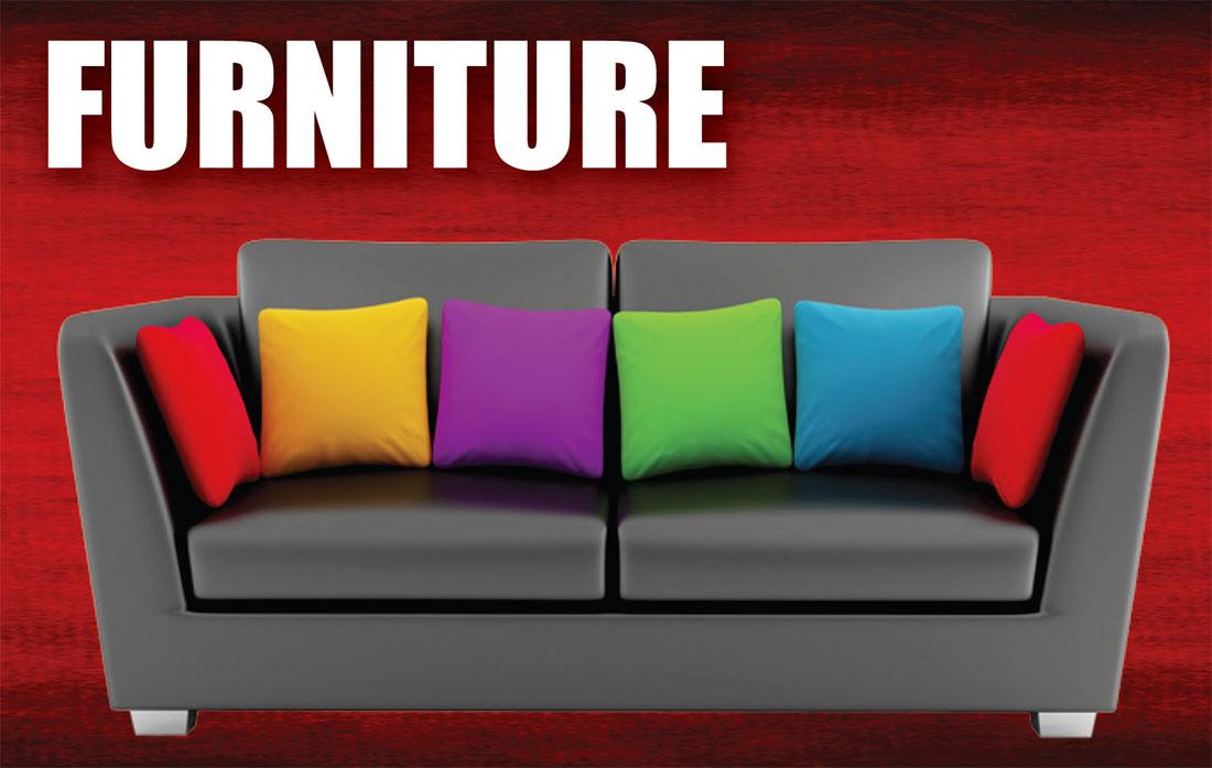 retail furniture store inventory appraisals