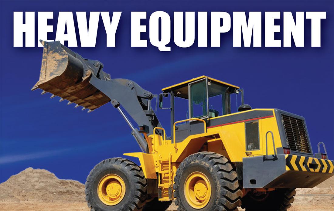 Industrial Appraisals-Heavy Equipment Asset Appraisals
