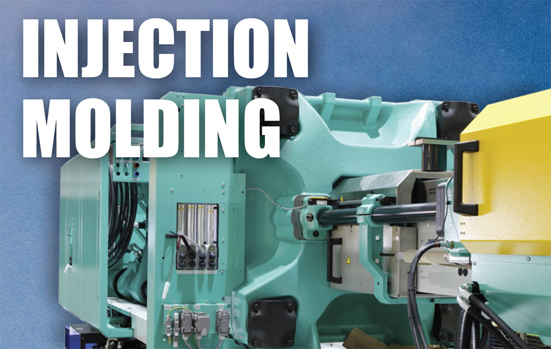 injection molding equipment appraisals