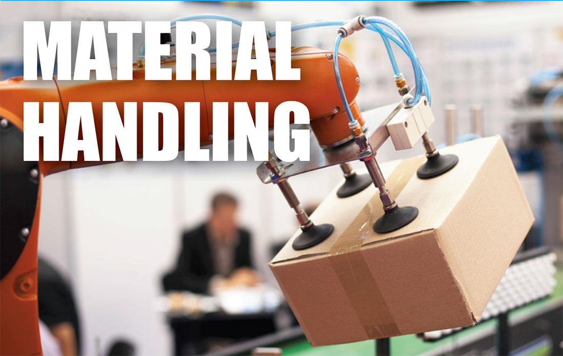 material handling machinery and equipment asset appraisals
