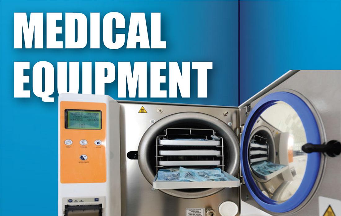 medical equipment asset appraisals
