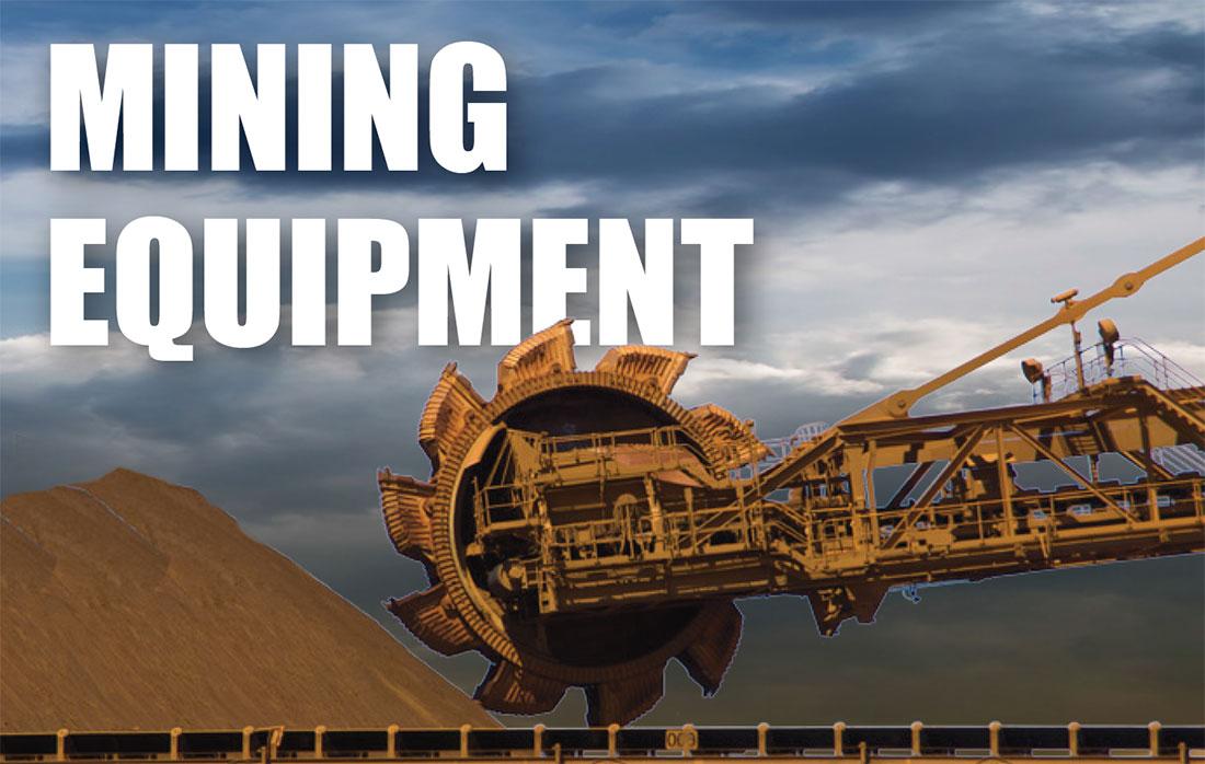 industrial, mining equipement, heavy equipment, asset appraisals
