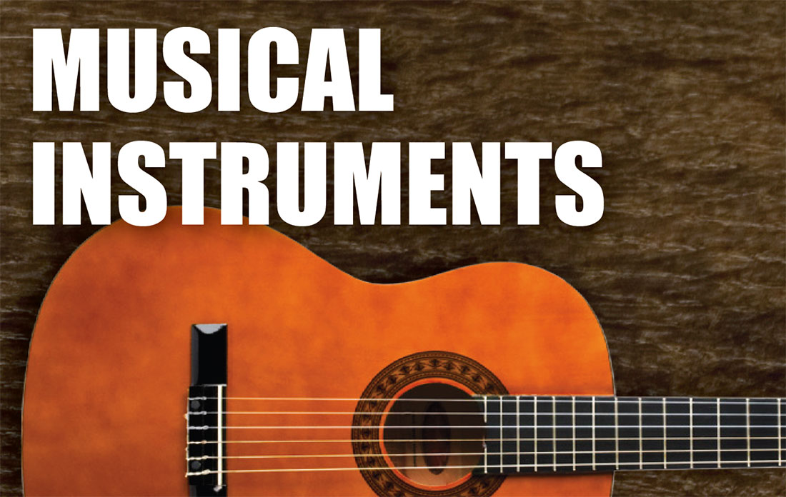 retail music store, musical instruments appraisals