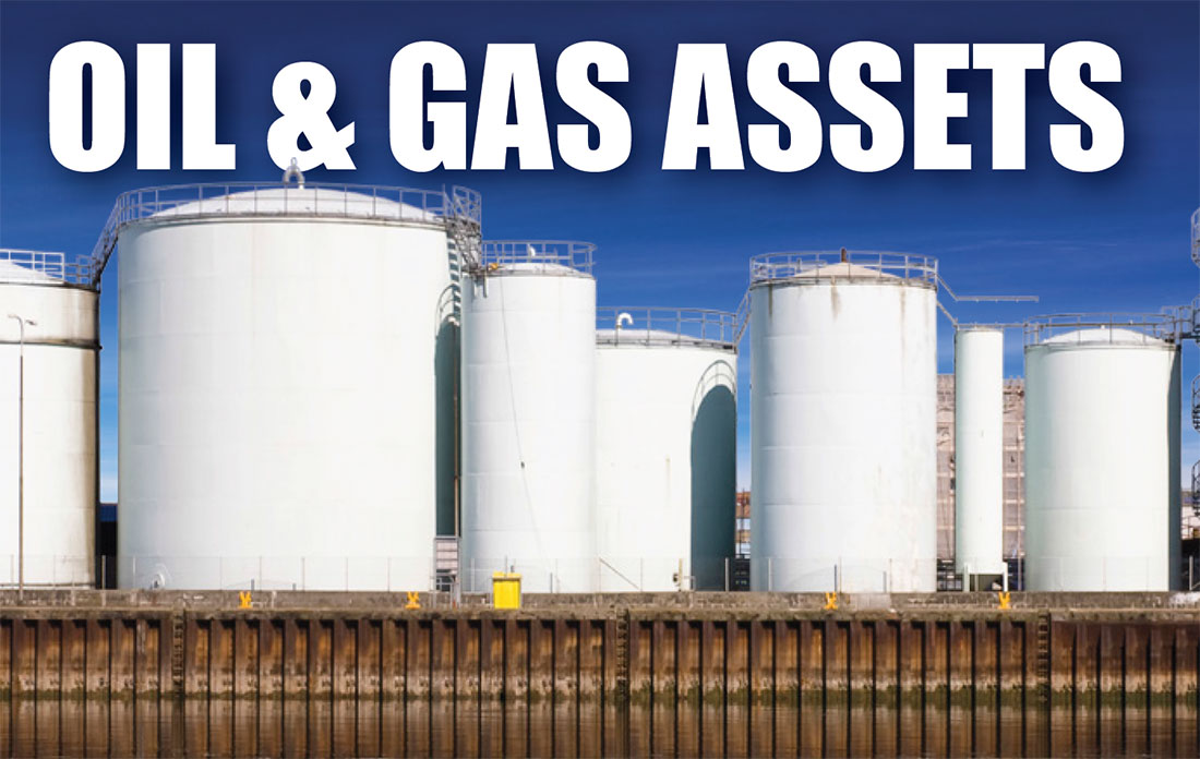oil and gas asset appraisals