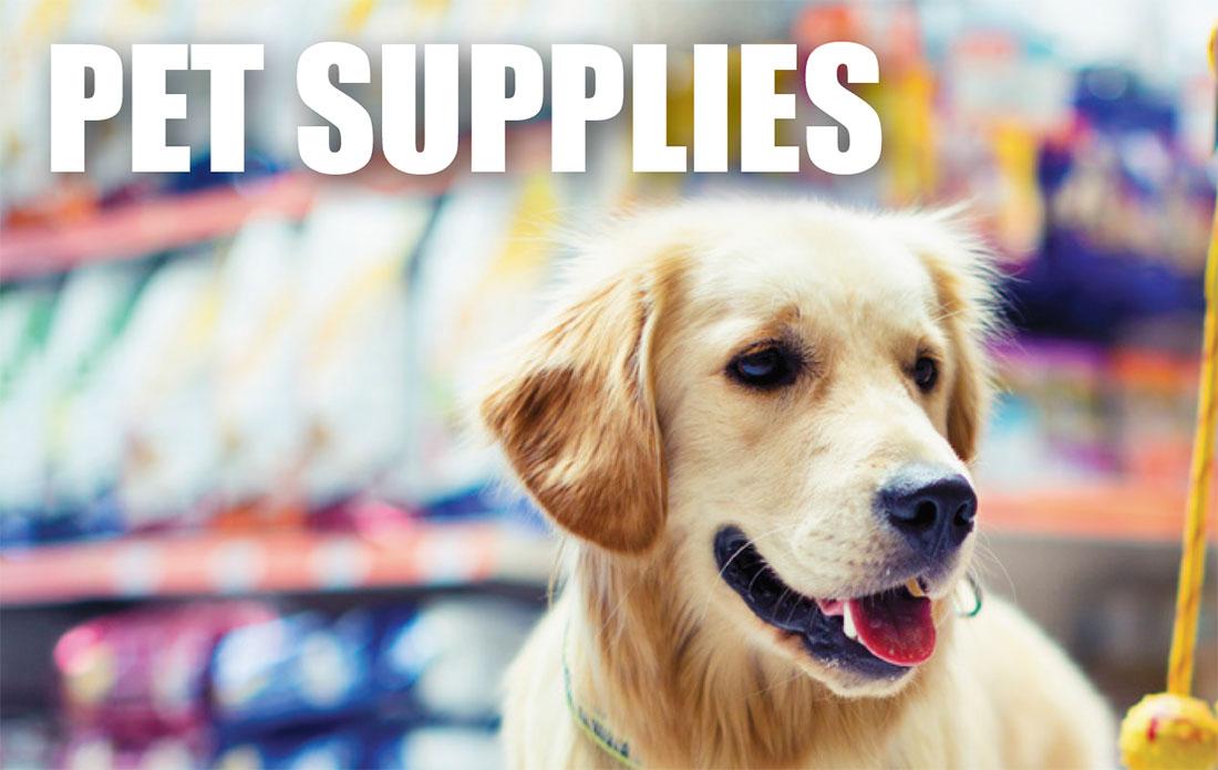 pet supplies inventory appraisals