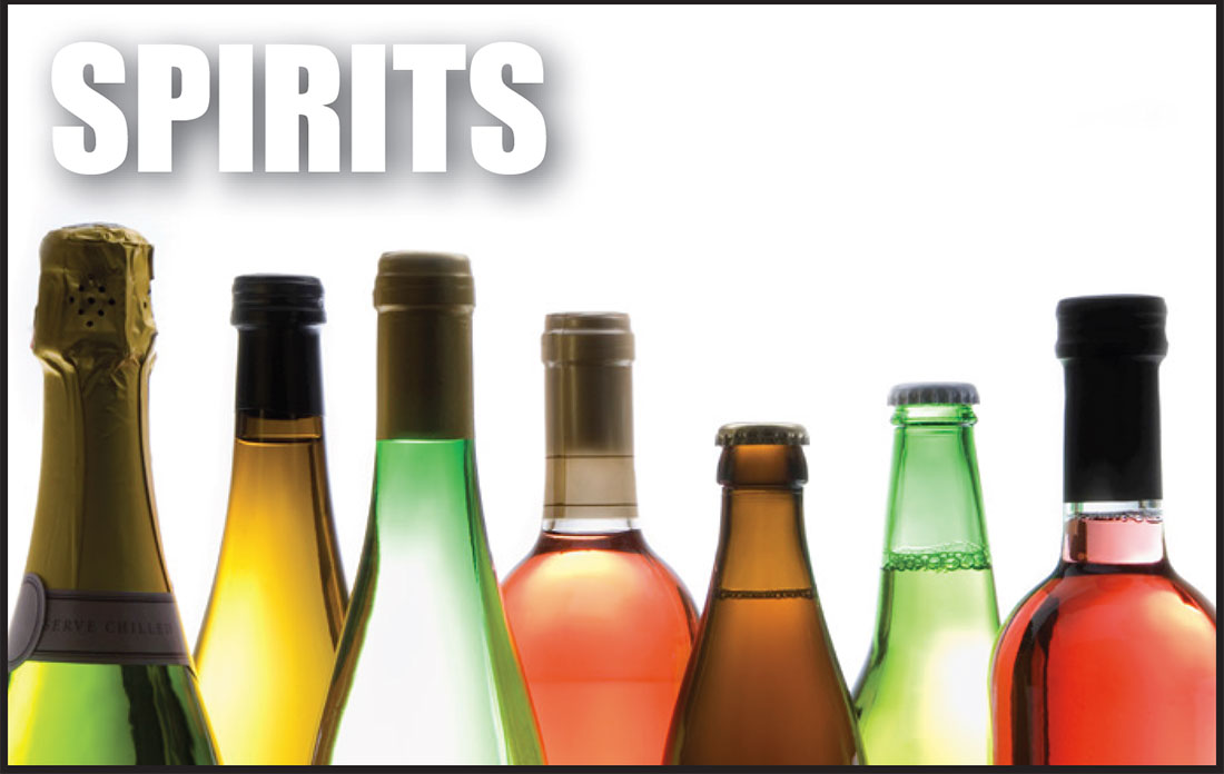 retail spirits, beer, wine, liquor inventory appraisals