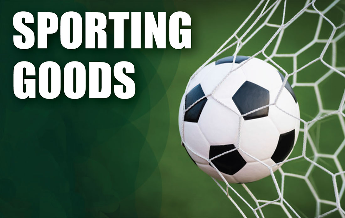 Retail Sporting Goods Inventory Apprasals