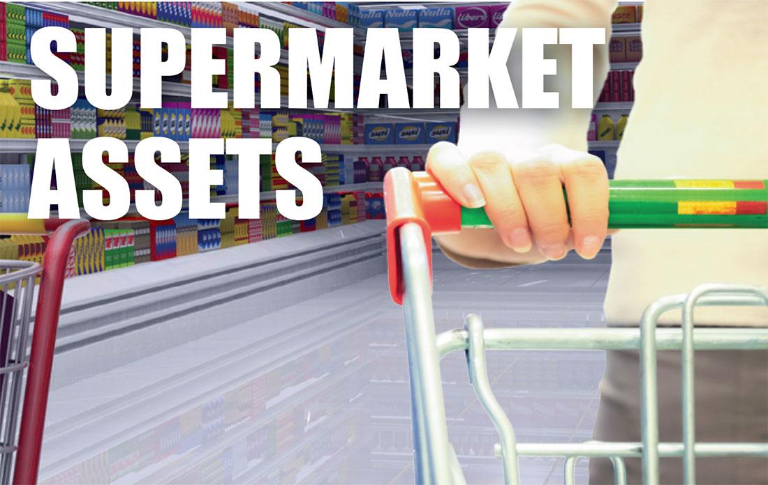 grocery store asset appraisals