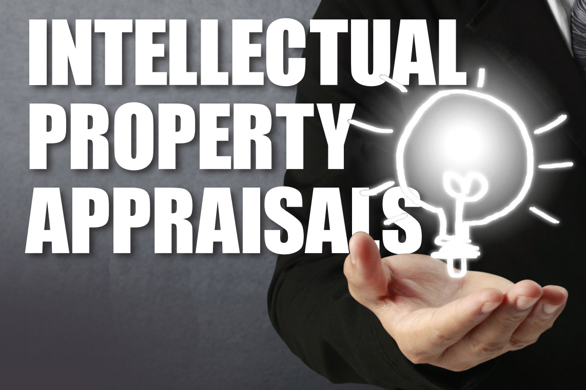 intellectual property appraisals and valuations