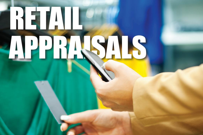 retail industry appraisals