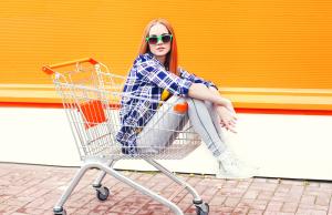 Tween Retail Shopping