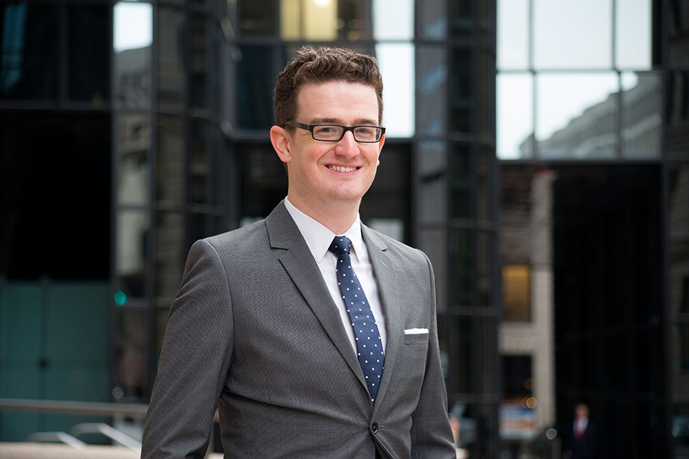 Andrew Rathkopf - Tiger Capital Group - Writer