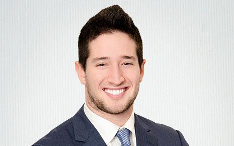 Adam Milton - Financial Analyst