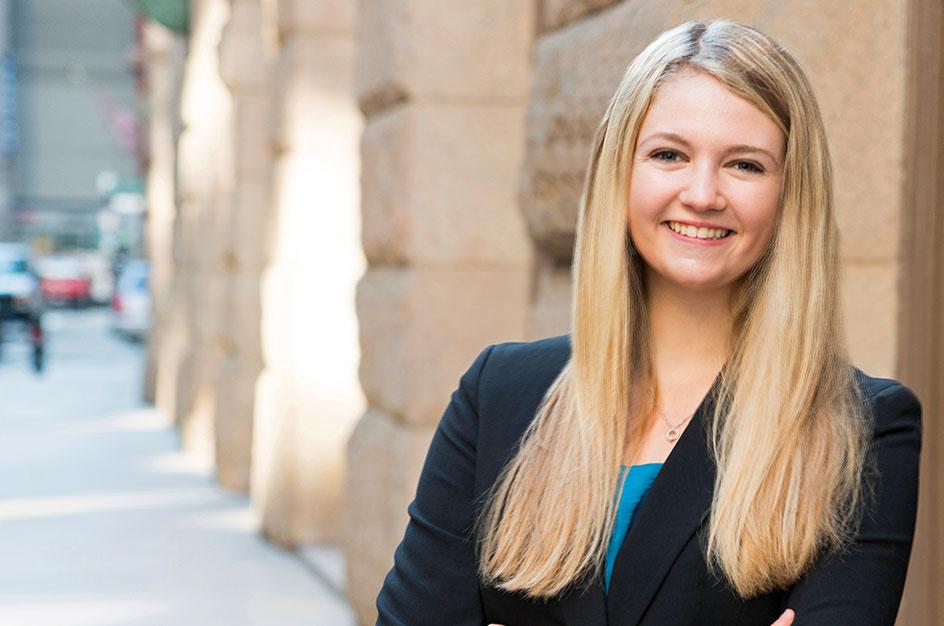 Katelyn Murray - Financial Analyst