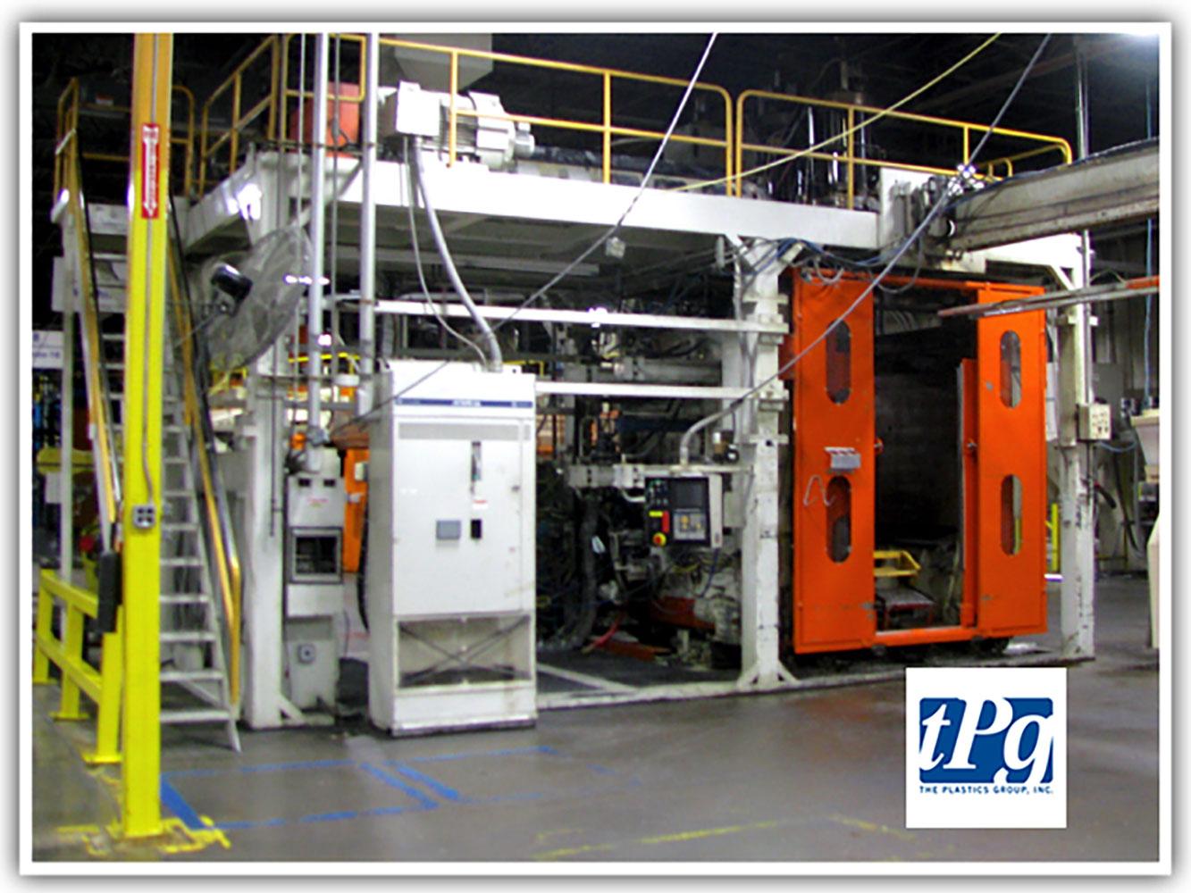TPG: Fremont Plant Auctions Large Capacity Blow Molding Equipment