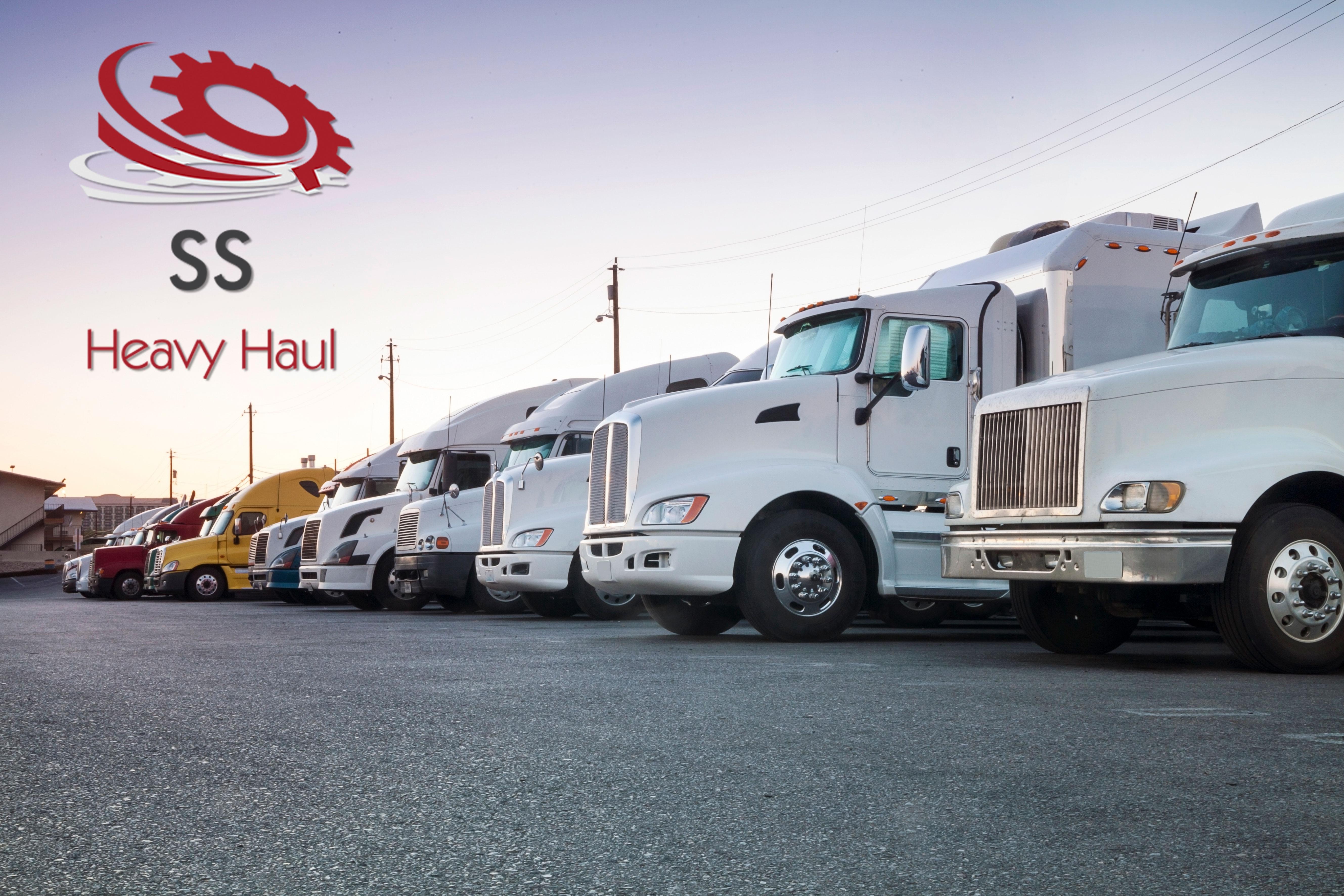 S&S Heavy Haul: Late-Model Tractor Truck and Tank Trailer Fleet